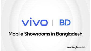 Vivo Mobile Showrooms in Bangladesh