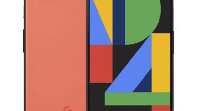Google Pixel 4 XL Orange